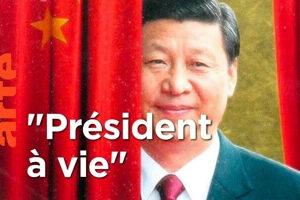 Reportage Arte : Président à vie