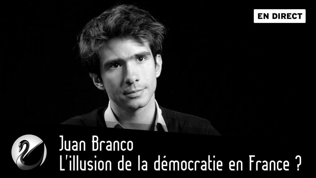 Juan Branco chez Thinker View